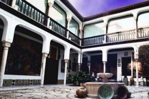 Archivo Museo San Juan de Dios - Casa de los Pisa (Calle Convalecencia, 1)