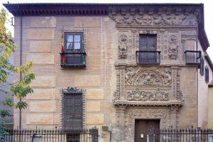 Casa de Castril (Carrera del Darro, 41)