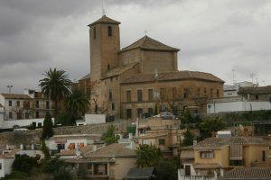 Iglesia de San Cristobal (Ctra. de Murcia)