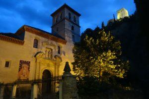 Iglesia de San Pedro y San Pablo (Carrera del Darro, 2)
