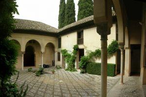 Palacio Dar al-Horra (Callejón de las Monjas s/n)