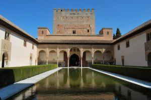 Palacio de Comares - Patio de los Arrayanes