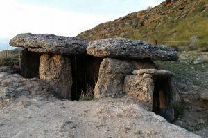 Dolmen (Parque Megalítico de Gorafe)