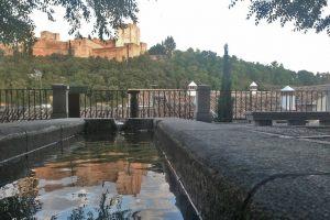 Mirador Placeta de Carvajales (Albayzín)