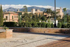 Mirador de Santa Isabel la Real (Albayzín)