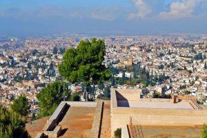 Mirador de la Silla del Moro (Alhambra)