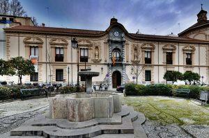 Antiguo Cuartel de Bibataubín (Plaza de Bibataubín)