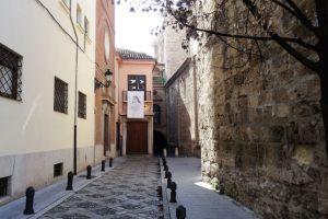 Cobertizo de Santo Domingo (Calle de los Buzones, 5)
