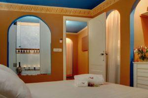 Executive con bañera y vista Alhambra