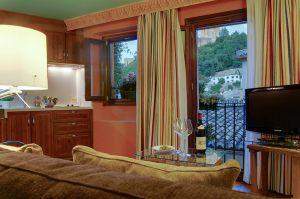 Executive con bañera y vista Alhambra (El de